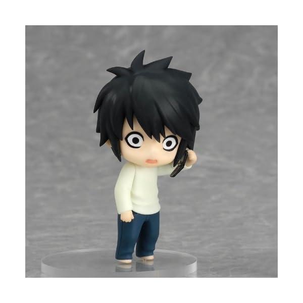 Nendoroid Petit Death Note Case File # 02 (non-scale ABS & PVC painted action figure) BOX (japan import) 3