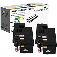 Colour Direct 2 X Photo Negro 364 Xl Compatible Tinta Cartucho