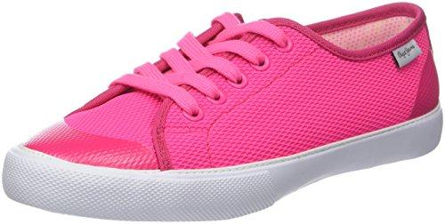 Pepe Jeans Baker Mesh S, Sneakers Basses Fille