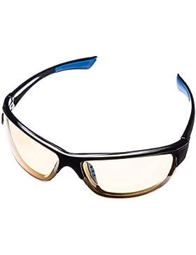 Gafas de conducción nocturna LUMIN - Mejore la seguridad vial con visión nocturna al aire libre - Protección UVA...