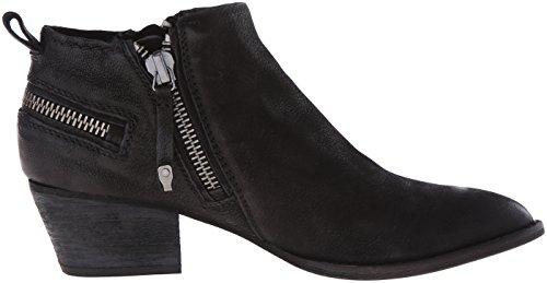 Dolce Vita Saylor Spitz Nubukleder Mode-Stiefeletten Black