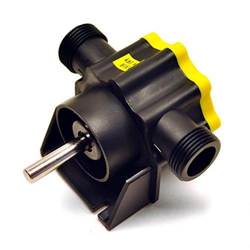 Pumpe bohrtechniken angepasste Flüssigkeiten und Öl diesel, Kerosin, Wasser TE456
