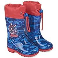 PERLETTI perletti98305Despicable Me botas de lluvia 1XNh1Y5V4G