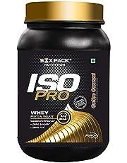 Six Pack Nutrition Isopro - 1 kg (Coffee Carmel)