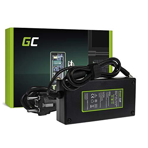 Green Cell® Netzteil für Dell Alienware 13 R3 15 R2 17 R1 R2 R3 18 M17 M17x R2 R3 R4 R5 M18 M18x X51 R2 Dell Precision 7510 7710 M6500 M6700 Laptop Ladegerät inkl. Stromkabel (19.5V 12.3A 240W) Alienware M17x Laptop