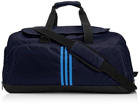 adidas Sporttasche Performance 3S Essentials Teambag, dunkelblau, 29 x 20 x 29 cm, 8 Liter, S24767
