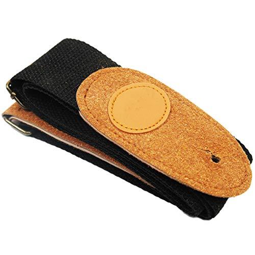 Fangfeen Erweiternden Einstellbare Elektro-Akustik-Gitarren-Baß-Gürtel Ukulele Gitarrengurt Gürtel Ersatz