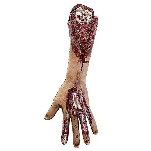 Abgetrennter Kopf Halloween - Widmann 00476 Abgetrennter Arm, unisex-adult, 41