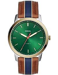 06a9d00872de Reloj Fossil Blue - Incluir no disponibles  Relojes - Amazon.es