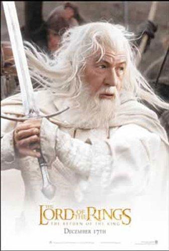 empireposter - Lord Of The Rings - Die Rückkehr des Königs, - Größe (cm), ca. 70x100 - Poster, NEU - Beschreibung: - Filmposter Kino Movie XXL-Poster Herr der Ringe Fantasy -