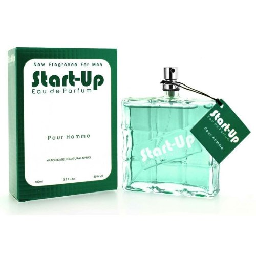 Eau de parfum START UP 100 ml Homme