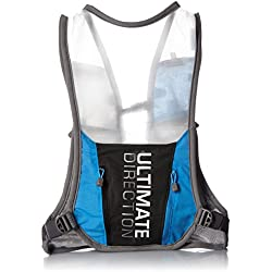 Ultimate Direction - To Race Vest 3.0, color grey, talla MD