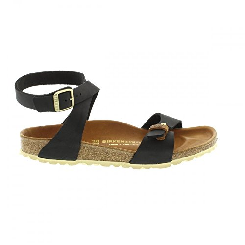 BIRKENSTOCK DELHI URBAN Chaussures femme Sandales NOIR