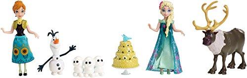 Frozen - Fever, fiesta cumpleaños (Mattel DKC58)