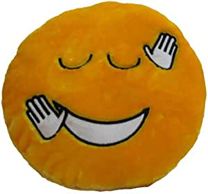 Tickles Stuffed Soft DANCING Smiley Cushion Toy Pillow Car 33 cm
