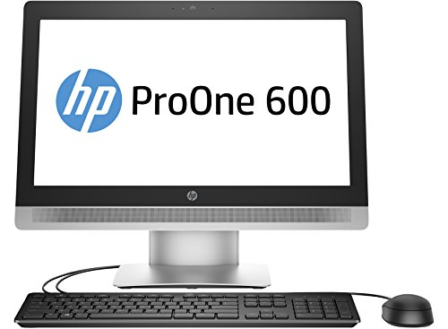 "HP ProOne 600 G2 3.2GHz i5-6500 21.5"" 1920 x 1080Pixel Touch screen Nero, Argento"