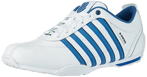 k-swiss-02453-zapatillas-hombre-blanco-white-brunner-blue-black-43-eu