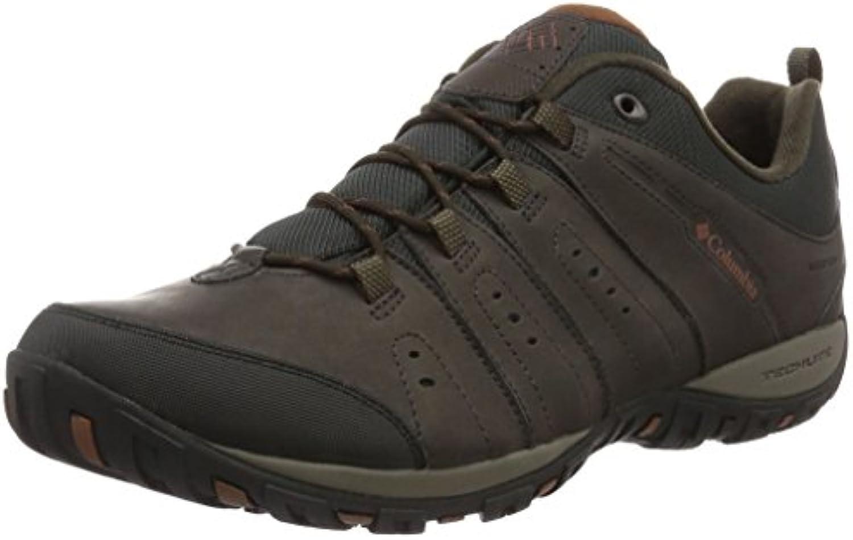 Columbia Woodburn II Waterproof, Waterproof, Waterproof, Scarpe da Arrampicata Basse Uomo | Buona qualità  2a4369