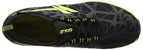 Gola Ultra 2 TR, Chaussures de Trail Homme Noir (Black/volt Bz)