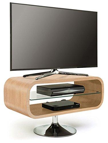 CENTURION Supports oPOD Fernsehtisch 48,3cm 106,7cm LCD/LED/Plasma Flach Bildschirm glänzend Eiche TV Ständer (Kinder-tv-ständer)