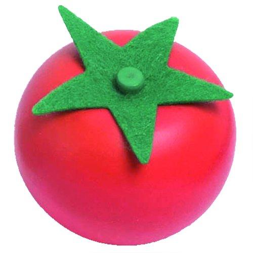 Tanner 42254553 - Tomate aus Holz, Spiel