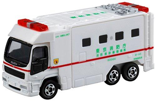 Takara Tomy Tomica #116 Super Ambulance