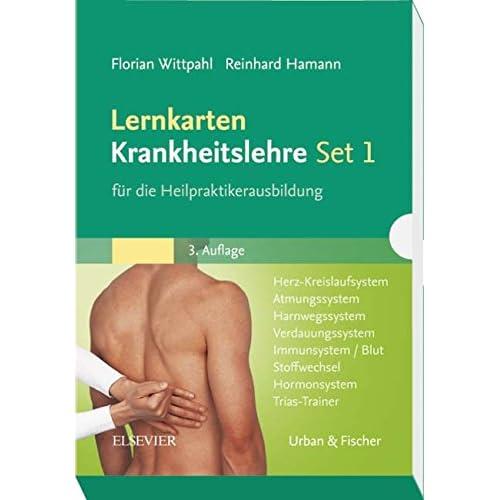 PDF] Lernkarten Krankheitslehre Set 1 für die ...