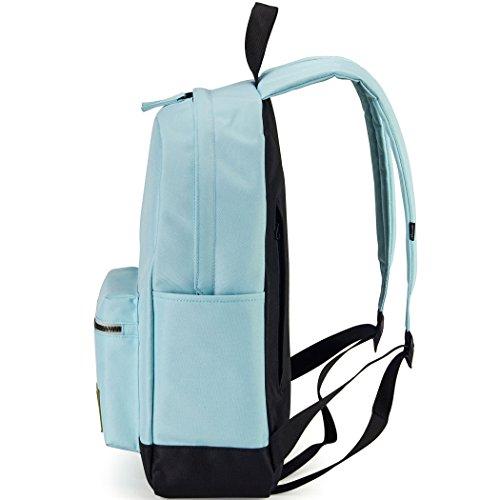 52bb00c420d1a Schulrucksack Rucksack Schule Teenager Mädchen Lässig Daypacks Für Mädchen  Jungen   Jugendliche