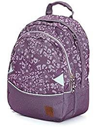 Preisvergleich für 4660 Kindergarten backpack, Purple, size ONE SIZE