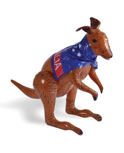 Inflatable Känguru (Kostüm)