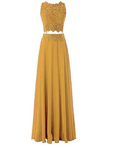 Leader of the Beauty Damen Kleid Gold