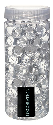 Perles d'eau transparent 500ml