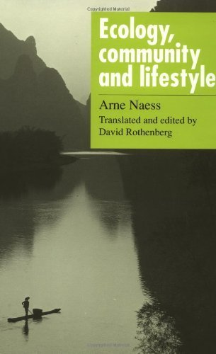 Ecology, Community and Lifestyle: Outline of an Ecosophy Reprint edition by Naess, Arne (1993) Paperback