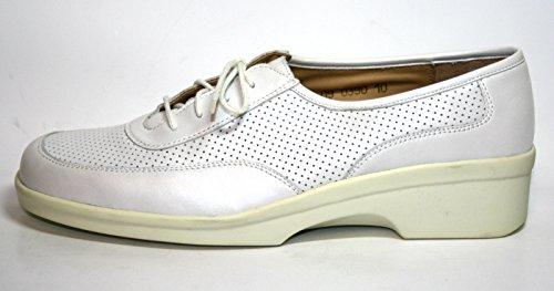Ganter Renate Comfort 77 471 01 Damen Schuhe Halbschuhe Weiß (Weiß)