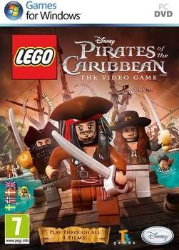 LEGO Pirates of the Caribbean [UK Import] - Games Lego Tt