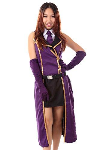 De-Cos Code Geass: Lelouch of the Rebellion Chigusa Nu Villetta Outfit Set