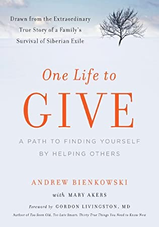 book cover of One Life to Give