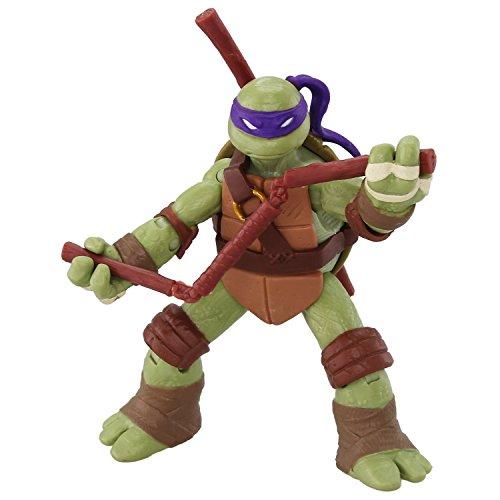 Playmates 90502 - Teenage Mutant Ninja Turtles - Donatello Actionfigur, 11 cm
