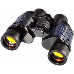 Telescopio Binoculares Militares 8x42 Binocle para Senderismo y Observación de la Naturaleza