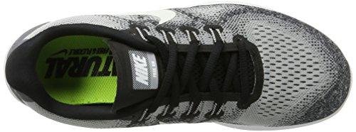 Grigio Uomo Blanccassé Free Nike Nero Run Da 2017 Corsa Scarpe grisloup Platinepur Sq0YTYxwP