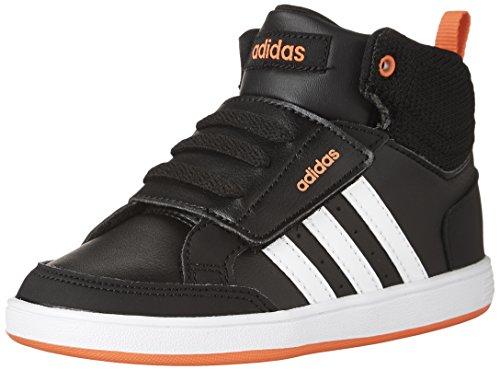 55a0d783a07d3 Adidas - Hoops CMF Mid - Bébés Bébé garçon Fille garçon, Noir (Black