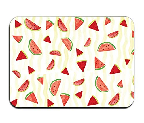 Watermelon Slice Doormat Rubber Home Decor Carpet Indoor Rectangle Floor Mat Kitchen Rug Runner Front Door mats Indoor Rugs