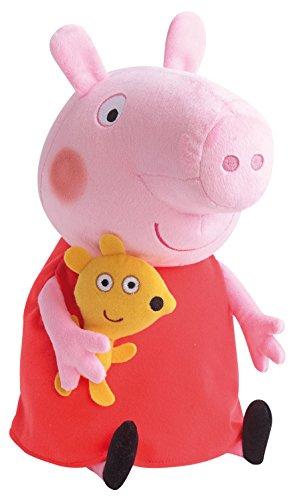 Jemini - peluche peppa pig 33cm - 3298060228183