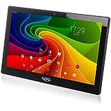 Xoro MegaPAD 1562 39,6 cm (15,6 Zoll) Tablet-PC ohne Akku (Rockchip RK3188 Cortex A9, 1,6GHz, 1GB RAM, 16GB SSD, Mali-400 MP4, 3x USB 2.0, Android 4.4) schwarz