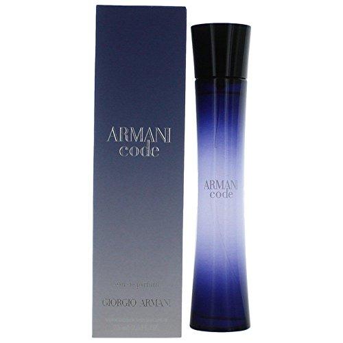 Armani Armani Code woman Eau de Parfum, 75 ml, 1er Pack, (1x 75 ml) -