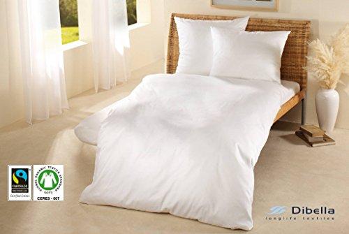 100% Organic Fairtrade Cotton Hotel Quality Bedding 145gsm Combed Cotton (Superking Duvet...