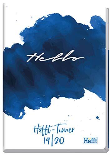 /2020 [Hello] Hardcover Schüler-Kalender, Schulplaner, Semesterplaner für Oberstufe, Ausbildung oder Studium ()