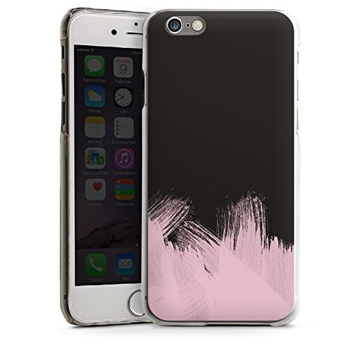 Apple iPhone SE Housse Outdoor Étui militaire Coque Pantone Pastel Rose CasDur transparent