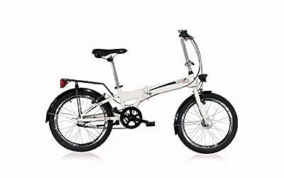 tretwerk DIREKT gute Räder Foldo 3.0 20 Zoll Klapprad, Falt-Fahrrad 3-Gang Nabenschaltung und Nabendynamo