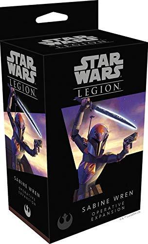 Fantasy Flight Games Star Wars Legion: Sabine Wren Operative Expansion - English